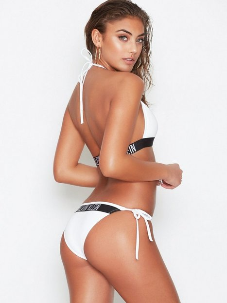Cheeky String Side Tie Bikini