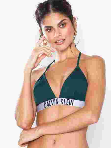 bc94995a Triangle Bikini Top - Calvin Klein Underwear - Ponderosa Pine ...