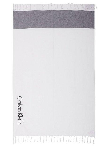 Billede af Calvin Klein Underwear Fouta Strandtøj Hvid
