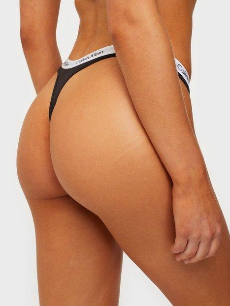 Billede af Calvin Klein Underwear 3-pack String G-streng Sort / Hvid