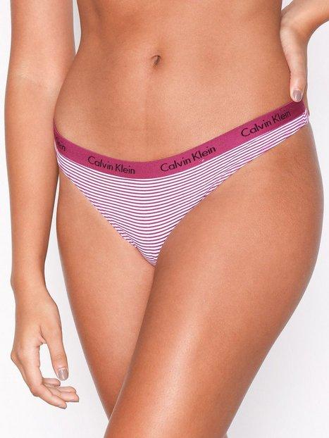 Billede af Calvin Klein Underwear 3-pack String G-streng Multicolor