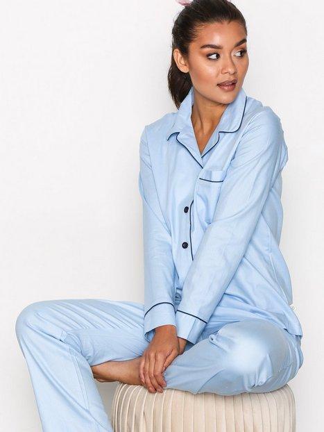 Billede af Rayville Debbie Pyjamas Solid Pyjamas & Hyggetøj Sky Blue