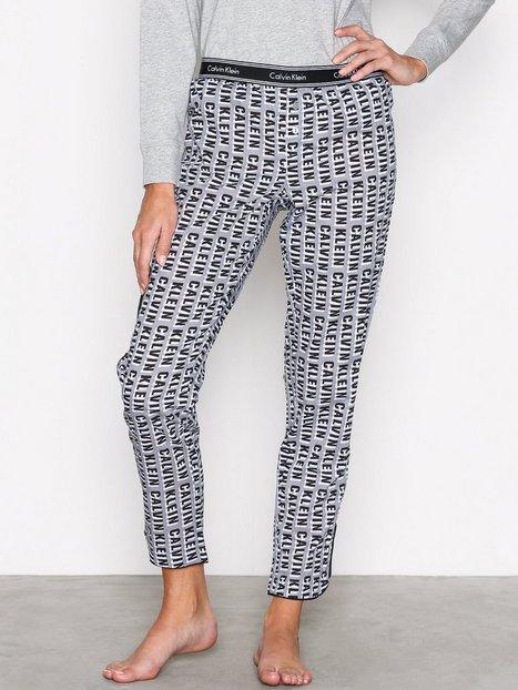 Billede af Calvin Klein Underwear Pant Pyjamas & Hyggetøj Grå