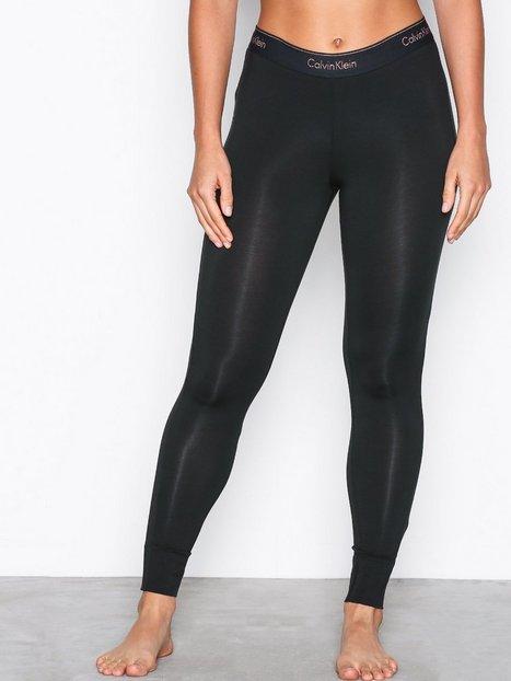 Billede af Calvin Klein Underwear Legging Pyjamas & Hyggetøj Sort