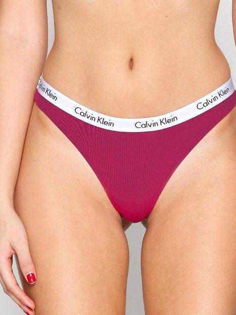 Billede af Calvin Klein Underwear 3-Pack String G-streng Grå