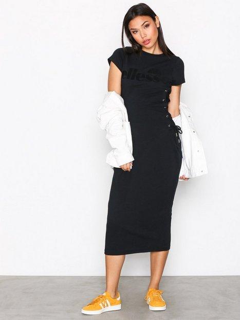 Billede af ELLESSE El Tonte Kropsnære kjoler Anthracite