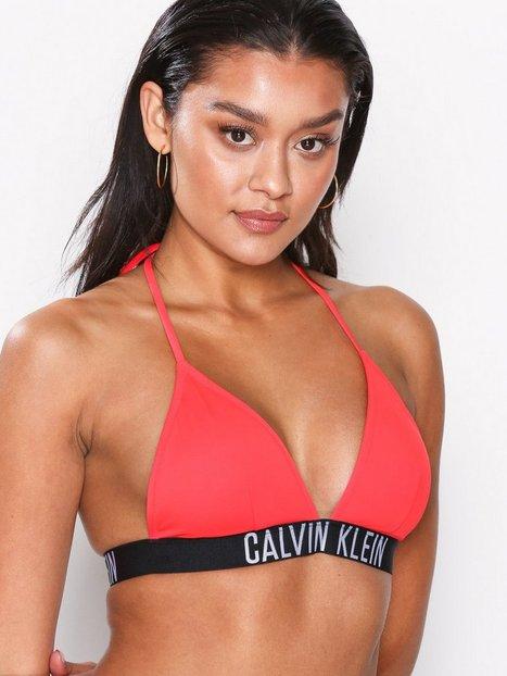 Billede af Calvin Klein Underwear Fixed Triangle Top Toppe Diva Pink