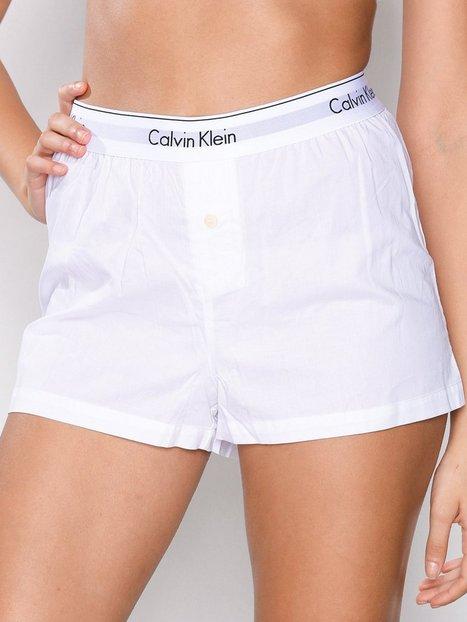 Billede af Calvin Klein Underwear Sleep Short Pyjamas & Hyggetøj Hvid