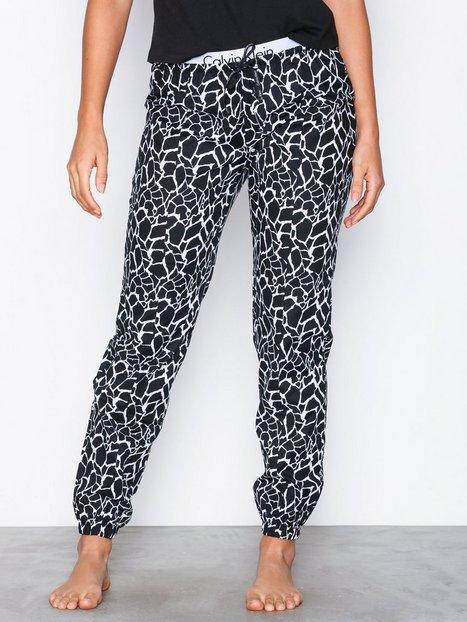 Billede af Calvin Klein Underwear Sleep Pant Pyjamas & Hyggetøj Giraffe