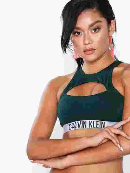 7624519b963 Racer Bralette - Calvin Klein Underwear - Ponderosa Pine - Bikinis ...
