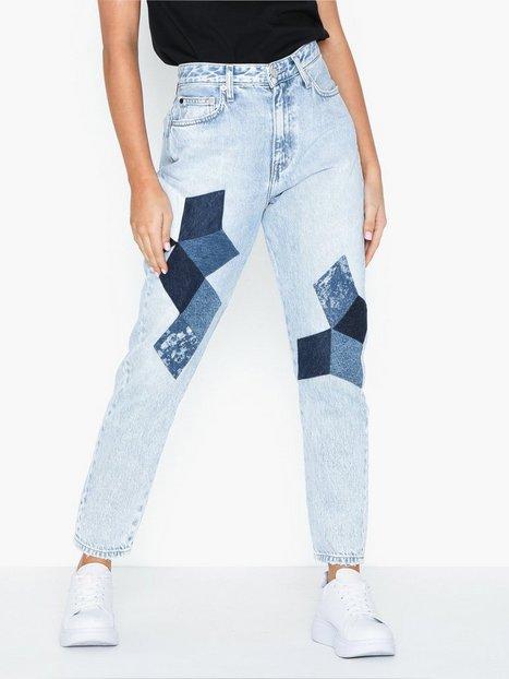 Billede af Calvin Klein Jeans CKJ 020 High Rise Skinny Crop Slim fit