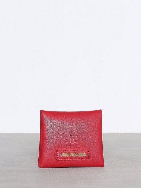 Billede af Love Moschino Plånbok Pung Rød