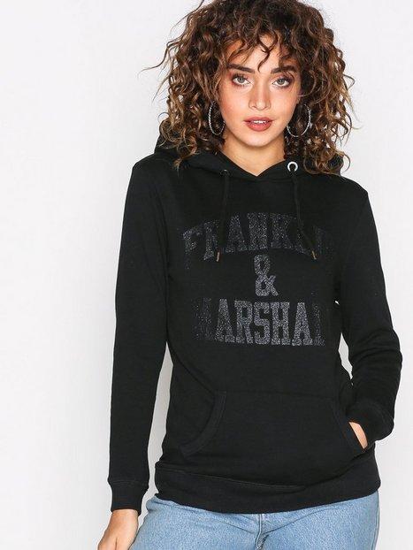 Billede af Franklin & Marshall Fleece Hooded Hoods Black