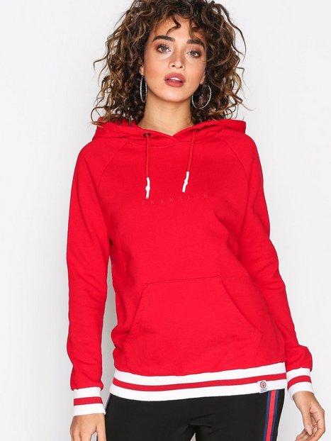Billede af Franklin & Marshall Fleece Hooded Hoods Red