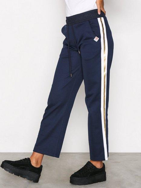 Billede af Franklin & Marshall Fleece Pants Uni Bukser Marine