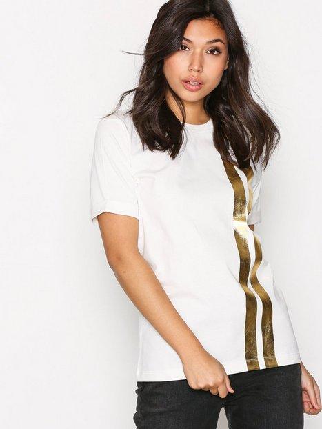 Billede af Franklin & Marshall Jersey T-Shirt T-shirt White