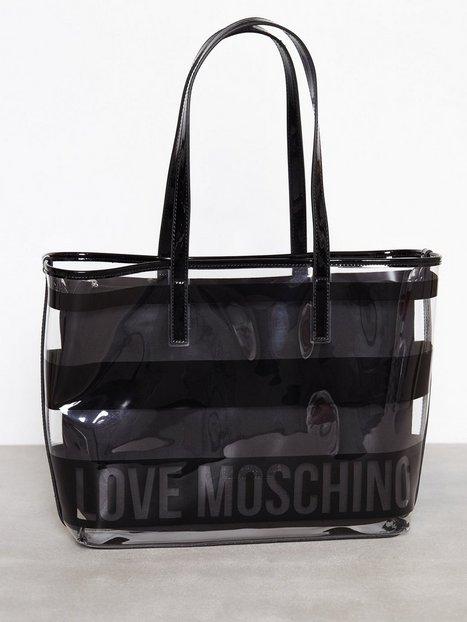 Billede af Love Moschino Handväska Håndtaske Sort