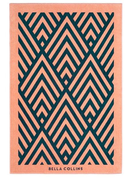 Billede af Bella Collins Beach Towel Strandtøj Mønstret