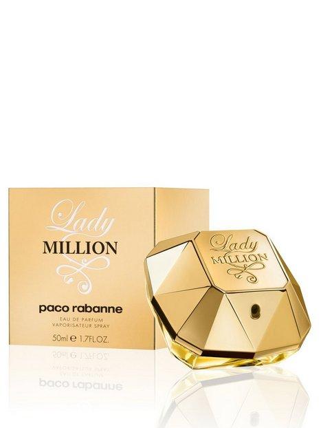 Billede af Paco Rabanne Lady Million Edp 50 ml Parfume Transparent