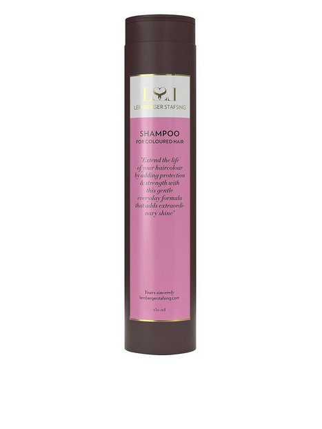 Billede af Lernberger Stafsing Shampoo for Coloured Hair 250 ml Shampoo Hvid