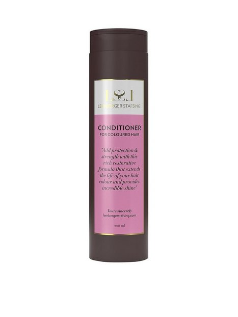 Billede af Lernberger Stafsing Conditioner for Coloured Hair 200 ml Balsam Hvid