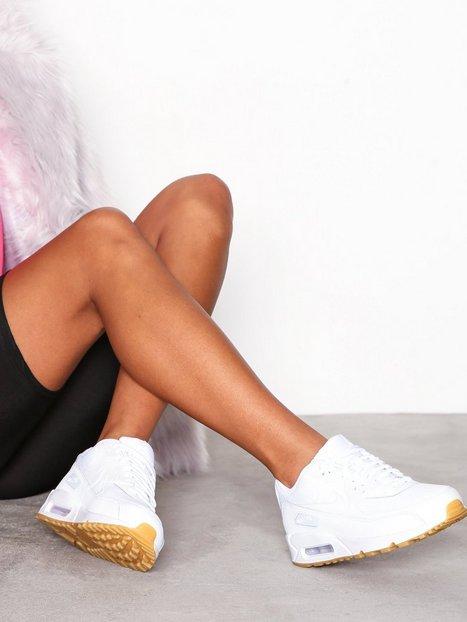 Billede af Nike Air Max 90 Woman Low Top Hvid/brun