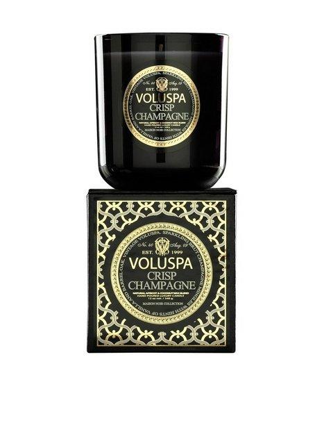 Billede af Voluspa Crisp Champagne Classic Maison Candle Duftlys Hvid