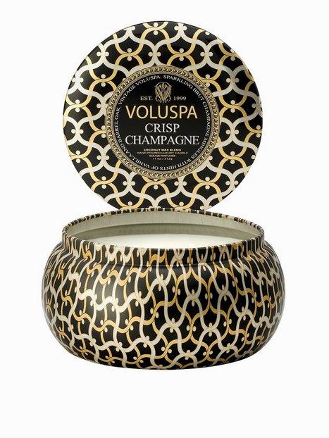 Billede af Voluspa Crisp Champagne 2-Wick Maison Candle Duftlys Hvid