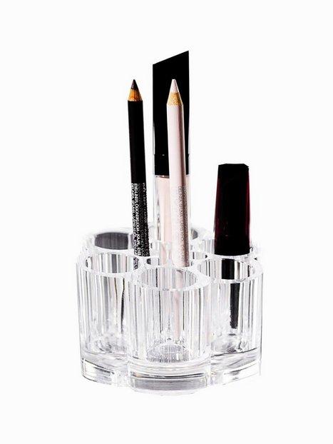 Billede af Cosmetic Organizer Brush Holder Beauty @ Home Transparent
