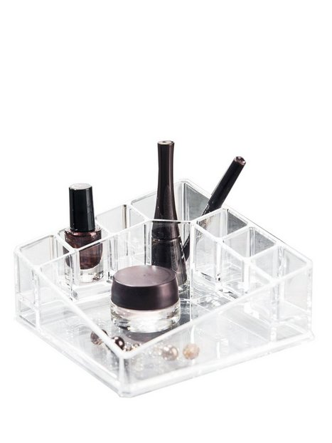 Billede af Cosmetic Organizer Make-Up Organizer Beauty @ Home Transparent
