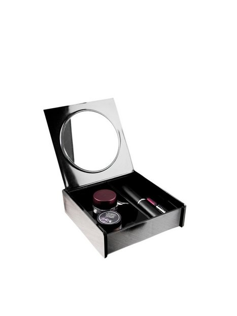 Billede af Cosmetic Organizer Box With Mirror Beauty @ Home Sort