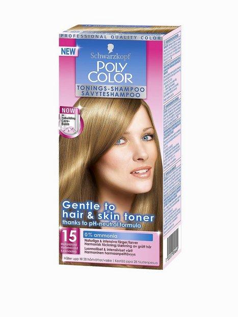 Billede af Schwarzkopf Poly Color Toning Shampoo Hårtoning Blond