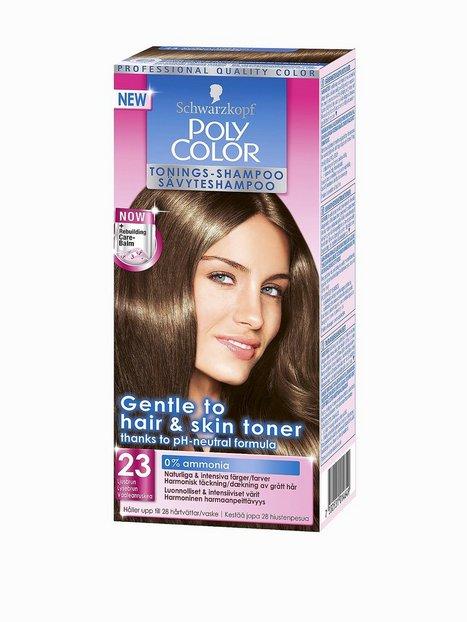 Billede af Schwarzkopf Poly Color Toning Shampoo Hårtoning Light Brown
