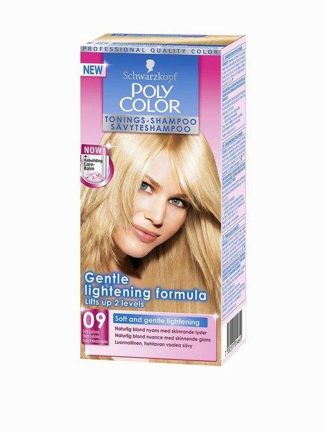 Billede af Schwarzkopf Poly Color Toning Shampoo Hårtoning Extra Light Blonde