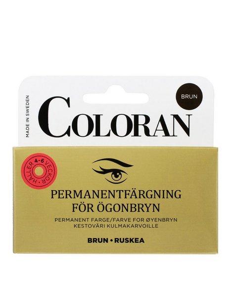 Billede af Coloran Eyebrow Color 4-6 weeks Øjenbryn Brun