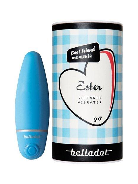 Billede af Belladot Ester Clitoris Vibrator Sexlegetøj Blå