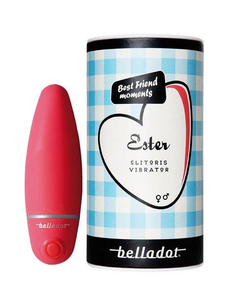 Billede af Belladot Ester Clitoris Vibrator Sexlegetøj Rød