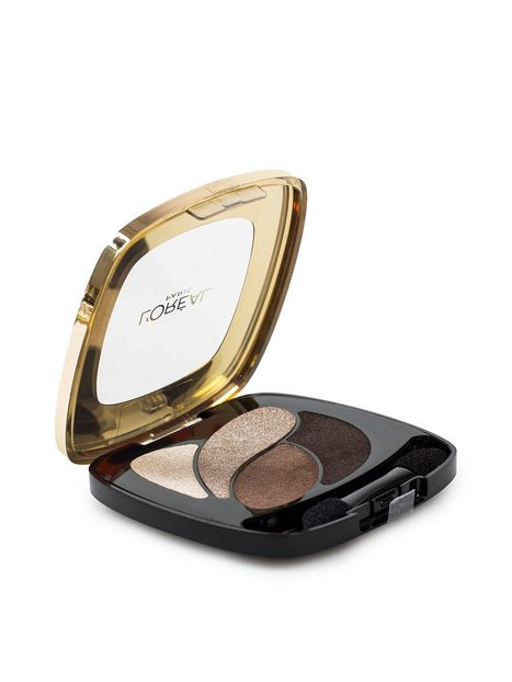 L'Oréal Paris Color Riche Eyeshadow Quads Ögonskuggor Absolute Taupe thumbnail
