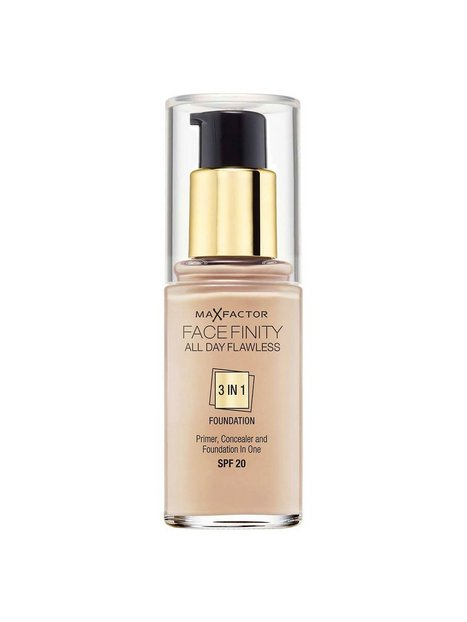 Billede af Max Factor Facefinity All Day Flawless Foundation Foundation Warm Almond