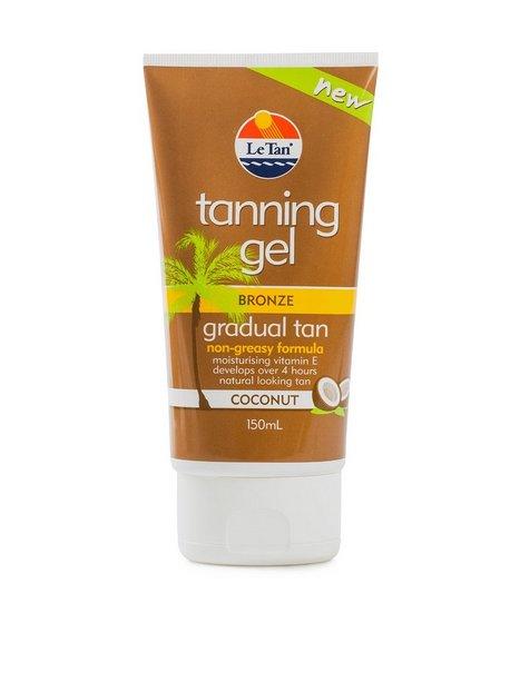 Billede af Le Tan Coconut Tanning Gel Self Tan Bronze