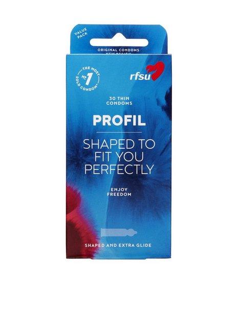 Billede af RFSU The Original Profil Condoms 30-pack Kondom Transparent