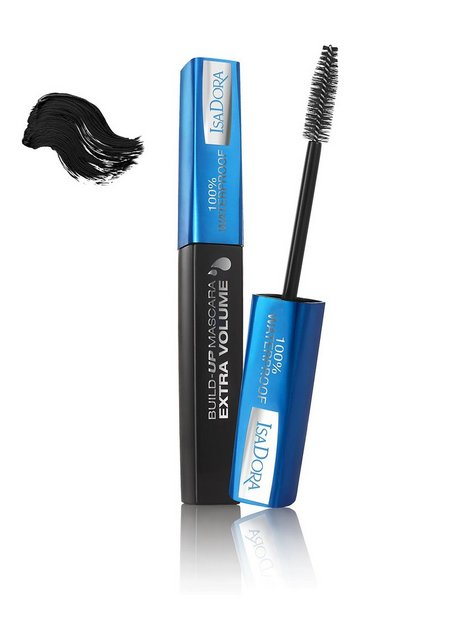 Billede af Isadora Build-Up Mascara Extra Volume Waterproof Mascara Black