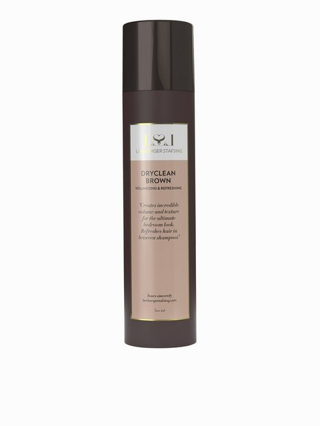 Billede af Lernberger Stafsing Dryclean Brown Spray 300 ml Tørshampoo Dark