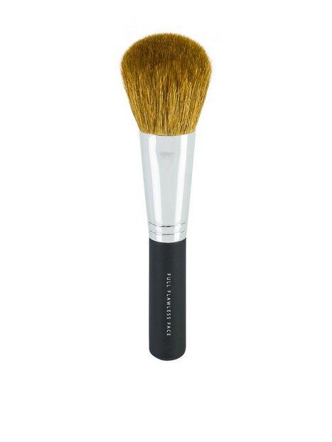 Billede af bareMinerals Full Flawless Face Brush Pensle & Sminkebørste Black