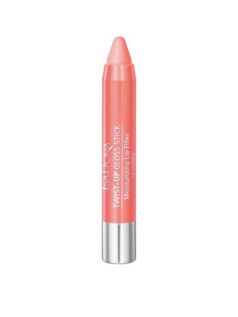 Isadora Twist-Up Gloss Stick Läppglans Sorbet - Isadora