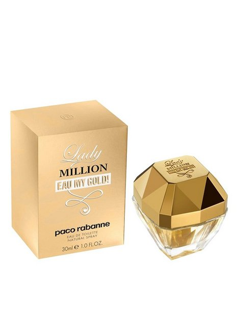 Paco Rabanne Lady Million Eau My Gold Edt 30ml Parfym Transparent thumbnail