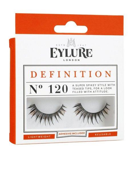 Billede af Eylure Definition No. 120 Kunstige øjenvipper Sort