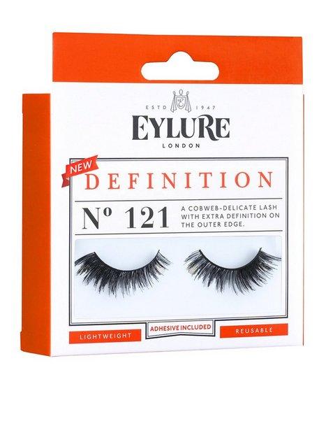 Billede af Eylure Definition No. 121 Kunstige øjenvipper Sort