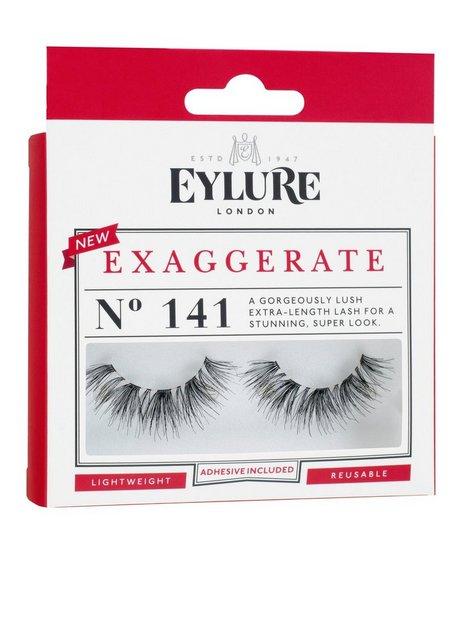 Billede af Eylure Exaggerate No. 141 Kunstige øjenvipper Sort