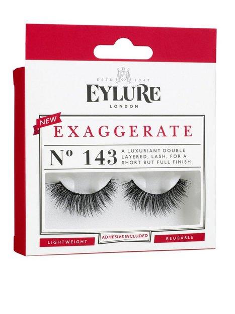 Billede af Eylure Exaggerate No. 143 Kunstige øjenvipper Sort